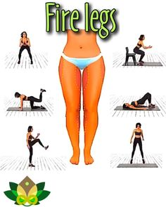 Fitness Workouts, Gym Workout Videos, Gym Workout For Beginners, Fitness Workout For Women, Leg Workout Women, Full Body Gym Workout, Butt Workout, Thigh Exercises, Leg Thinning Exercises