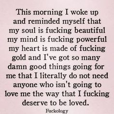 Bitch Quotes, Badass Quotes, Crush Quotes, Mood Quotes, Wisdom Quotes, Quotes To Live By, One Day Quotes, Know Your Worth Quotes, Single Life Quotes