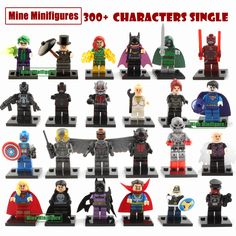 Single sale DC marvel avengers super heroes minifigures deadpool Building Blocks Classic Figures Gift toys Compatible With Legoe #>=#>=#>=#>=#> Click on the pin to check out discount price, color, size, shipping, etc. Save and like it!