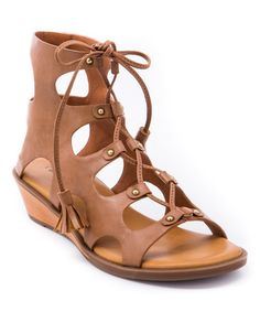 Another great find on #zulily! Auburn Zander Sandal #zulilyfinds