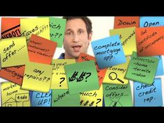 """Great video showing why you should work with a Realtor. Presented by I'm in. Real Estate. """"Sticky Notes"""" Hire a Realtor ®"""