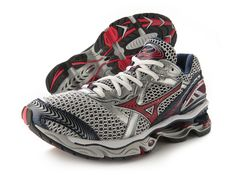 Mizuno Wave Creation 12 for $64.99 (black and orange pair not featured)