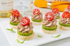 Party Finger Foods Hors D Oeuvre Russian Recipes Appetizers For Party Party Snacks Appetizer Recipes Canapes Cocktail Toast Party Snacks, Appetizers For Party, Appetizer Recipes, Party Sandwiches, Food Garnishes, Tasty, Yummy Food, Catering Food, Food Decoration