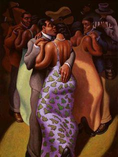 "Loren Long ""Harlem Slow Dance"""