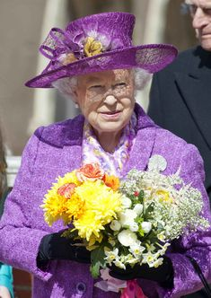 Queen Elizabeth II Photo - The Royal Family Celebrates Easter