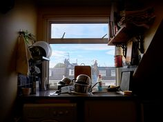 One Year in Two rooms, by Darran Rees