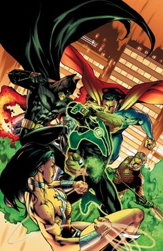 Lanterna Verde #14