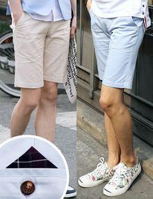 Today's Hot Pick :时尚纯色休闲短裤—潮流街头 http://fashionstylep.com/SFSELFAA0005709/top3666cn/out 短裤绝对是每年夏季的主力军,HIMAN这款时尚纯色休闲短裤,各式的颜色,露膝的长度,让你取代呆闷长裤的原本宝座,成为这一季最hot的时尚标签!整洁干净的裤身,后兜配上深色方格元素的假内里,绅士名流气息扑面而来!玩味夏日,让你尽情释放你的魅力! -休闲短裤 -时尚纯色 -六色可选