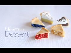 Créez des tartes aux fruits de toutes les sortes