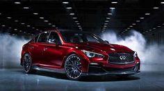 Concept Car Infiniti Q50 Eau Rouge