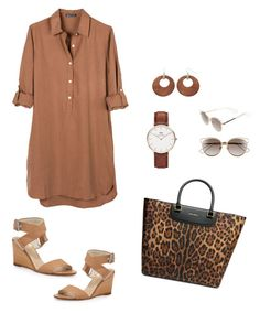 """mudslide"" by pam-gavieres-ziegenhohn ❤ liked on Polyvore featuring rag & bone, United by Blue, Dolce&Gabbana, Christian Dior and Daniel Wellington"
