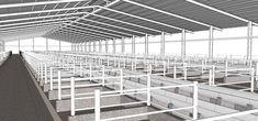 24 Desain Konstruksi Kandang Sapi Sederhana Pilihan | Ndik Home Cow Shed Design, Home Gadgets, Stairs, Bali, Home Decor, Stairway, Decoration Home, Room Decor, Staircases
