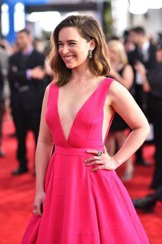 Emilia Clarke For more visit: www.charmingdamsels.tk