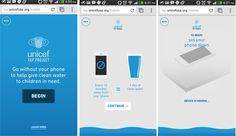 UNICEF Tap Project: La mejor razón para alejarte de tu celular