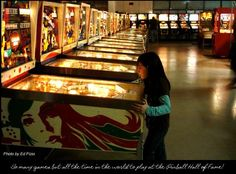 Pinball Hall of Fame, las vegas pinball museum, PHOF, pinball game Camping Activities For Kids, Camping Ideas, Las Vegas With Kids, Las Vegas Blvd, Coding For Kids, Time In The World, Camping World, Holiday Destinations, Great Photos