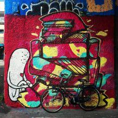 Streetart Zürich