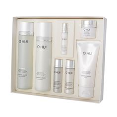 OHUI Extreme White Special Set (high enriched whitening intensive whitening) #OHUI