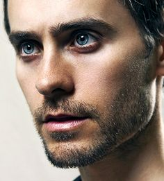 Jared Leto..Ok so sometimes he looks weird but don't we all? He's actually quite beautiful..