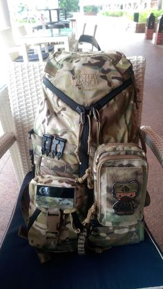 Pack Config — Mystery Ranch Packs: Submission These packs...