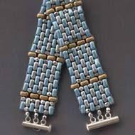 #PDF-159 - Bi-Bo Bars Bracelet Project by Paul C. Ricks