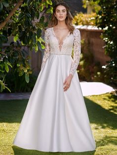untitled image Bridal Gowns, Wedding Dresses, Cotton Lace, I Dress, Ball Gowns, Couture Bridal, Image, Style, Fashion