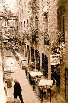 vintage images of omaha ne | Visit the Old Market for a taste of the good ol' days....Attractions ...