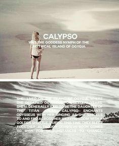 Calypso poetry journal