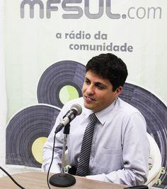 TVRsul apresenta: Programa MFsul Entrevistas – Entrevistado: Carlos Lorenzi, Advogado (12/01/ 2016).
