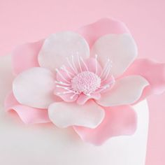 In this tutorial I want to show you how to make a five petal fantasy flower. The flower is inspired by a pink flower broche that I have. You are welcome to change the color for the flower, so that it match your color scheme. Remember that the flower stamens are inedible, so you need…   [read more...]
