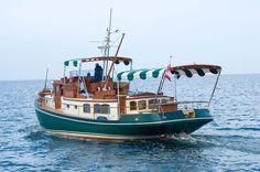 Trawler su misura - JACK LONDON 15,00m - 49' 3 - CONRAD S.A. - Video