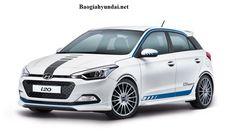 Hé Lộ Hình Ảnh Hyundai I20 2018 Sport
