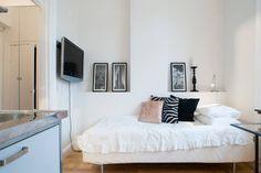 Kíktu á þessa ótrúlegu skráningu á Airbnb: Stokkhólmur: Charming studio in trendy location - Íbúðir til leigu