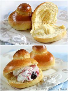Lo so che oramai è Settembre e la brioscia siciliana per eccellenza è quella che si mangia con la granita o col gelato, ma vi assicuro che s...