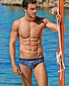Costumi da bagno uomo - Bermuda, Slip e Boxer   La collezione 2015 Calzedonia