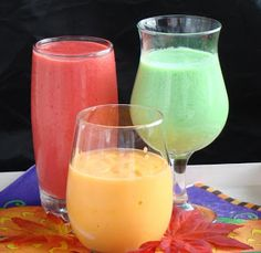 Smoothies that boost your health!!
