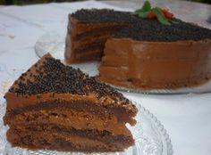 Američka cokoladna torta