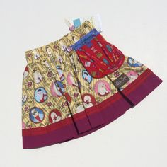 Matilda Jane paint by numbers girl's skirt. Find it on #Totspot