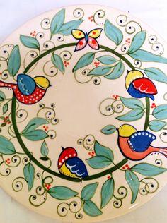 By Vera Milunovic ( ceramica edição limitada)