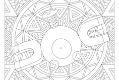 Free printable Pokemon coloring page-Magnemite. Visit our page for more coloring! Coloring fun for all ages, adults and children. Manga Coloring Book, Cat Coloring Page, Coloring Book Pages, Printable Coloring Pages, Coloring Pages For Kids, Coloring Stuff, Kids Coloring, Colorful Drawings, Colorful Pictures