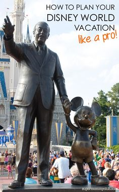 So many great tips here to help you plan your Disney World vacation