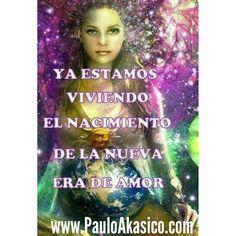 La #era del #amor #akasico1 www.PauloAkasico.com