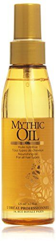L'Oreal Mythic Oil Original 125 ml L'Oreal http://www.amazon.co.uk/dp/B00576OC1U/ref=cm_sw_r_pi_dp_WGDYwb1TV4130