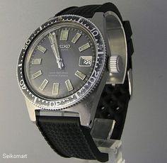 Ca. 1968 Seiko 6217 Diver