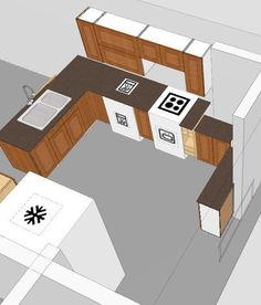 Plan the best, free room planners and tools - room design online - Home Decoration Layout Design, Küchen Design, Tool Design, House Design, Design Ideas, Interior Design Software, Interior Design Website, Room Layout Planner, Crea Design