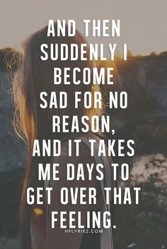 Quotes about Missing : QUOTATION - Image : Quotes Of the day - Description ugh, yes! AND this is what no one understands.they ask me if i am BETTER Mood Quotes, Life Quotes, Qoutes, Sensitive Quotes, Reason Quotes, Missing Quotes, No One Understands, I Can Relate, Picture Quotes