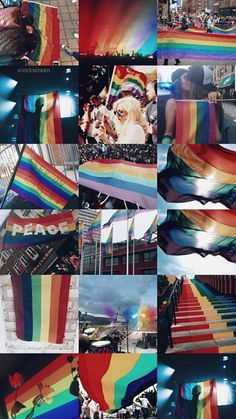 Respect the rainbow Cute Wallpapers, Wallpaper Backgrounds, Iphone Wallpaper, Gay Aesthetic, Rainbow Aesthetic, Lesbian Pride, Lgbt Community, Aesthetic Wallpapers, Instagram