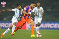 The game changer player of FC Pune City Team - Kostas