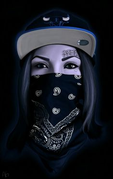 2020 The Most Creative And Special Mask Design - Joker Wallpapers, Gaming Wallpapers, Cute Wallpapers, Lowrider Art, Akali League Of Legends, Hanya Tattoo, Chicano Art Tattoos, Cholo Art, Bad Girl Wallpaper