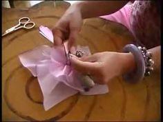 Videocorso: Fazzoletto per i confetti