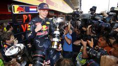 """Das neue Juwel von Red Bull: """"Jahrhunderttalent"""" Verstappen verblüfft die Formel 1"""
